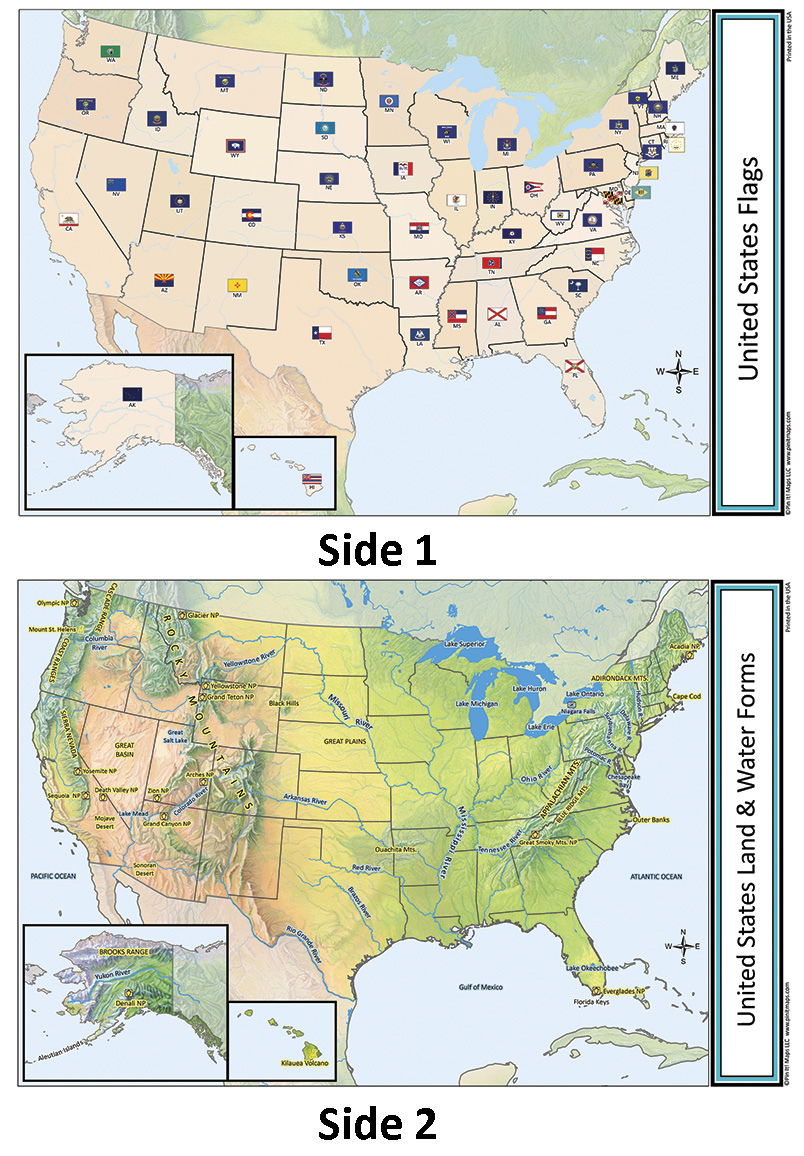 View Map Of United States.United States Map Set